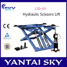 2015 brand new scissor lift hydraulic cylinder / car scissor lift