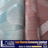 Wholesale Crown Jacquard Chenille Upholstery Fabric