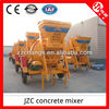 2013 new product Competitive price for JZC350B concrete mixer sale in nigeria