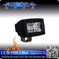 """top-quality2"""" single row offroad motorcycle led light"""