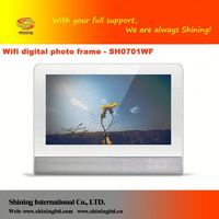 SH0701WF display frame for digital 7 inch nude picture