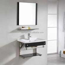 2015 new produce Piano polish hotel vanity bathroom furniture BP-05-05