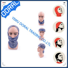 Fashion muslim turban neck tube fishing hot new product for 2015