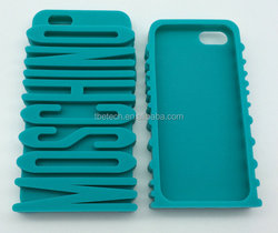 silicone phone case for iPhone 5 iPhone 6 PLUS silicon case for SAMSUNG HTC and other smartphones