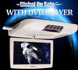 Car flip down 9 inch car roof dvd player with USB/SD/MP3/MP4