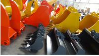 excavator Standard Bucket, Heavy Duty Bucket, standard excavator bucket sizes