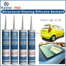neutral structural glazing silicone Gum