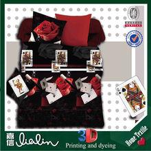 Polyester fashion life comfort printed floral sheet sets