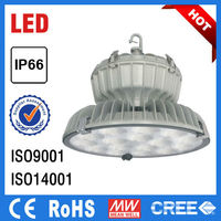 CE ROHS certificate approved hot sales high quality 5 years warranty IP66 100W 120w LED industrial high bay light