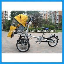 Madre y el bebé MARCA ZZMERCK jugar por diversión EN1888 mejor cochecito bicicleta