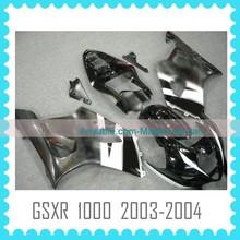 Quality motorcycle body work for SUZUKI GSXR 1000 K3 2003 2004