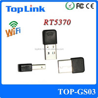 plug and play 150Mbps high quality 2.4ghz network card/wi-fi adapter /usb dongle