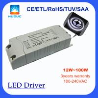 constant voltage 12v 24v dimmable led strip driver
