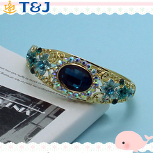 Fashion Gold Plated Jewelry Bangle Indian Accessories Vintage Girls Bracelet
