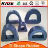 d strip rubber extrusion boat bumper manufacturers