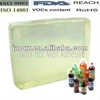 Hot Melt Glue for PET Bottle Label
