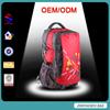 New design high school backpack China girls school backpack