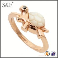 YIWU FACTORY!! Newest Style Crystal 3 carat diamond solitaire ring