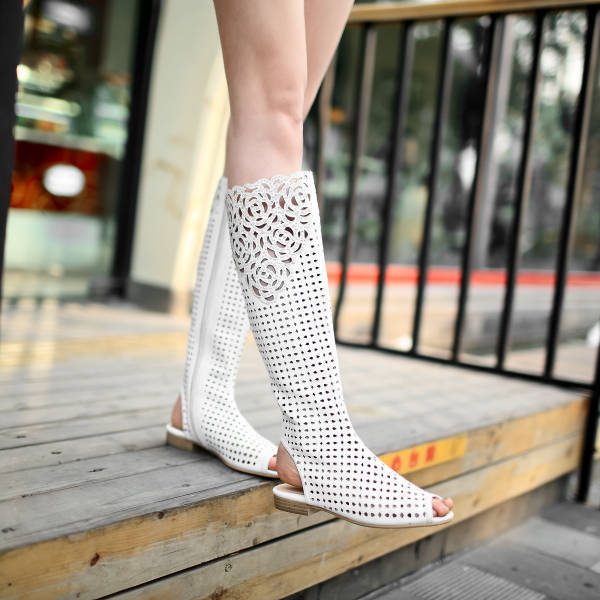 2014 Fashion Women's Spring Summer Open Toes Toe Sandals For Women