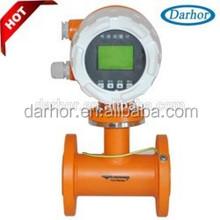 Dh1000 serie alta calidad de agua industrial totalizador de flujo medidor