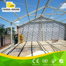 Comfortable durable prefabricated beach house