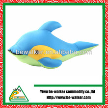 dolphin shaped stuffed plush soft toy