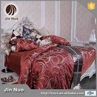2015 NEW STYLE RED COLOR KING SIZE BEDDING SHEET SET
