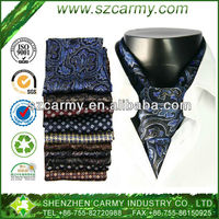 100% Natural Silk Double Sides Printing Neckerchief