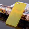 0.3mm ultra thin case for iphone6 thin case soft cover