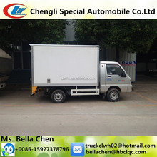 500-1000 kg FOTON mini box van truck, Cheap cargo van for sale