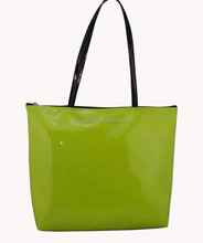 2014 high quality simple design clear PVC bags tote wholesale