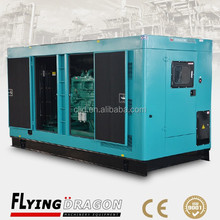 200 kva silent electronic generation with volvo diesel engine for hospital use 200kva power silent generator for sale