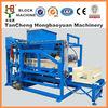 hydraulic pressure QTJ4-18 price concrete block machine shandong