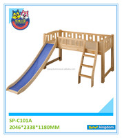 Canwood Whistler Junior Loft Bed, Pine wooden Timber#SP-C101A