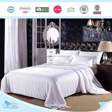 Soft Brushed Fabric 100% Silk Quilt For 5-Star Hotel