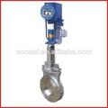 Electro- hidráulico actuador de la válvula de guillotina
