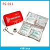 HIgh quality 2014 new medical box auto safety kit roadside car emergency kit