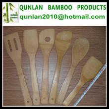 Natural Bamboo Spoon 30cm Length