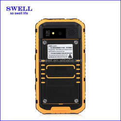 2015 android High quality for a9 ip68 rugged phoneland rover a9 android 4.2 ip68 waterproof