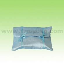 Promotional Fancy Embroidered Satin Gift Bag