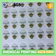 High Quality Dot Enamel Stickers Soft Enamel Hard Enamel Stickers