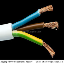 RV/ RVV/BVR different types of Electrical Power Cables
