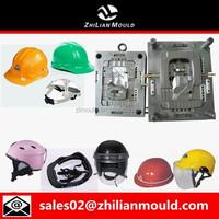 Taizhou customized plastic safety helmet mould