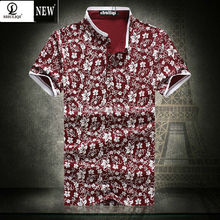 220 grams fashion wholesale blank t shirts, decorative pattern mens polo shirt