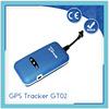 Vehicle gps tracker gt-02 Quad Band CAR Vehicle GSM GPS Tracker GT02