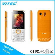 2.4inch 3G TFT touch screen Cheap feature Phone