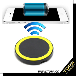 travel charger type wireless charger mobile phone for eu market