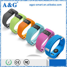 Flex Wireless Activity and Sleep Wristband Bluetooth V4.0 Pedometer Smart Wristband Bracelet