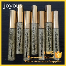 joyous private label new products on china market glitter hair mascara hair dye