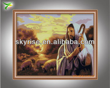 imágenes abstractas y personas dios pintura al óleo
